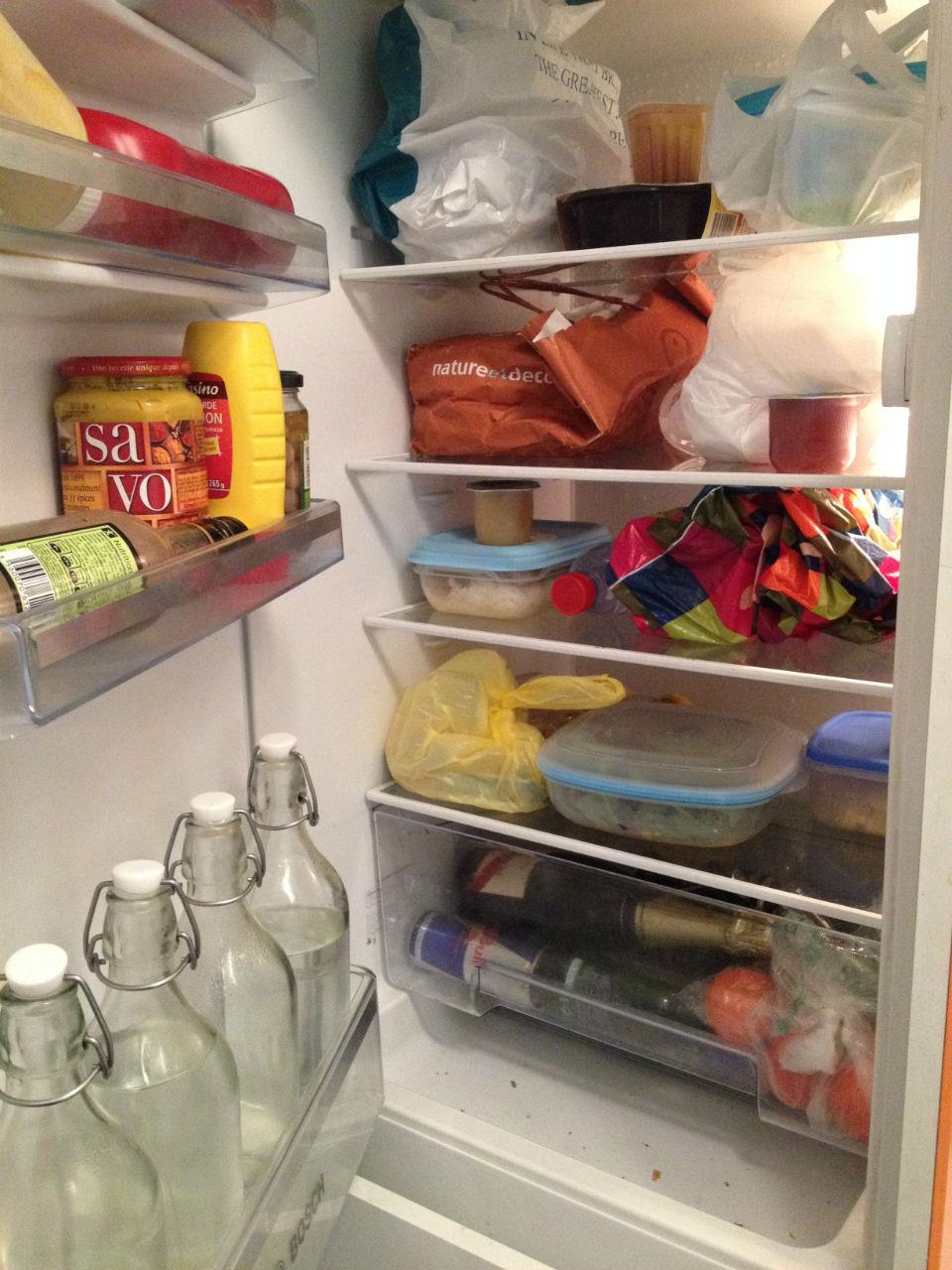 Trier et ranger son frigo pour commerncer